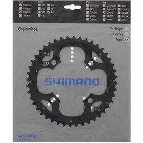 Shimano Deore FC-M530 Kettenblatt für Kettenschutzring 9-fach schwarz